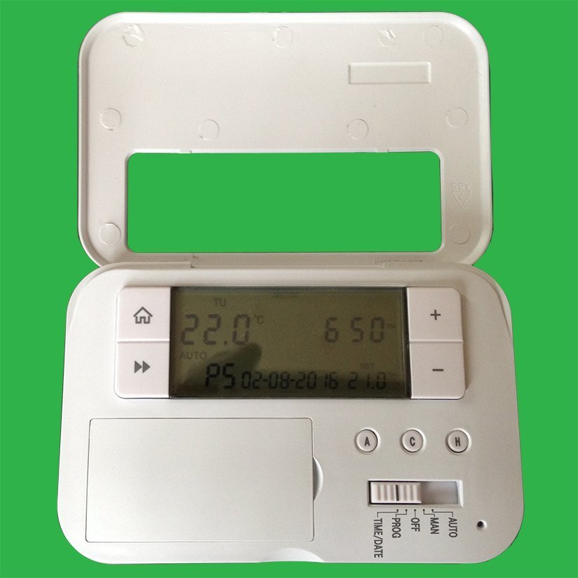 Energy Saving Programmable Room Thermostat With Tpi