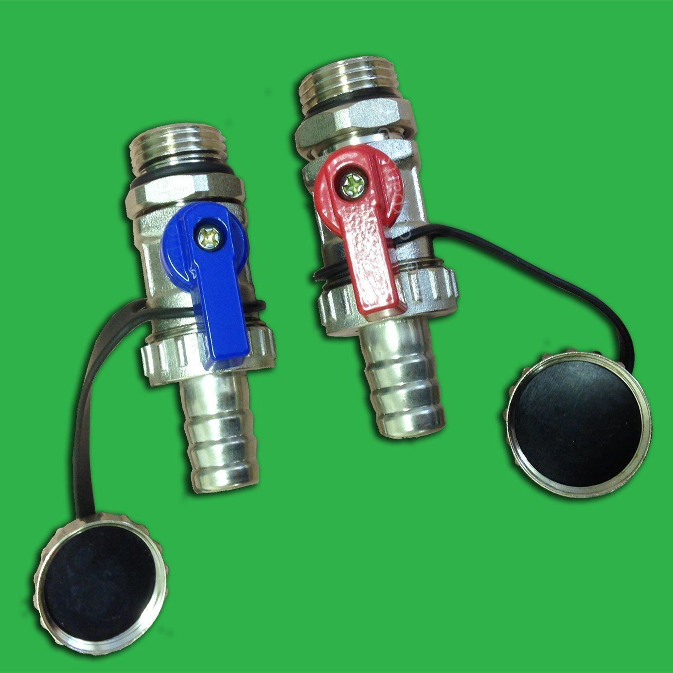 Fill & Drain Valves RWC