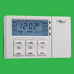 Underfloor Heating Programmers & Timeclocks