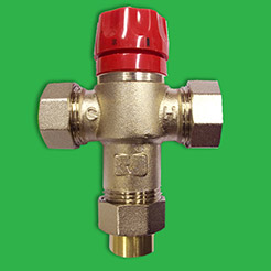 Reliance Underfloor Blending / Mixing Valves