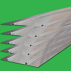 Underfloor Heating Spreader Plates for Suspended Timber Joist Floors