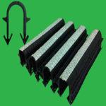 Underfloor Tacker Pipe Clips