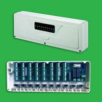 Underfloor Heating Central Control Units - UFH Wiring Centres