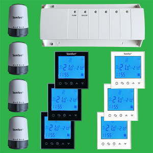 Underfloor Heating Thermostats & Controls