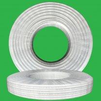 15mm x 200 m Komfort Easy Lay Barrier PERT Pipe (evoh) White