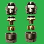 "14mm x 1/2"" BSP Male thread (Sold as a Pair) UPMI02"