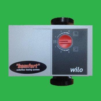 High Efficiency Underfloor Heating Pump Wilo Komfort