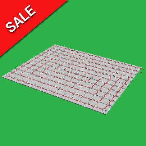20m² x 18mm Gypsum Overlay Underfloor Heating System & Pump Control Unit 1