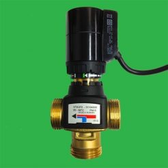 """Esbe Actuator and 3 port Mixing Valve 3/4""""BSP Connections"""