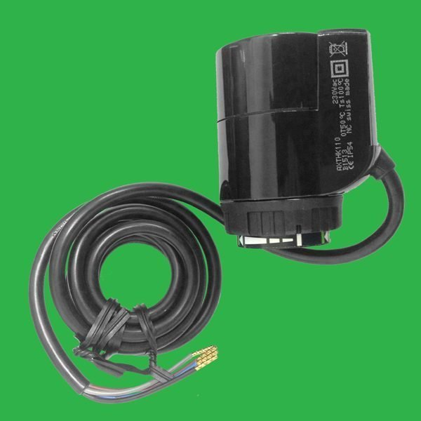 Esbe 4 wire Actuator 230 v 3 port Mixing Valve Uponor compatible