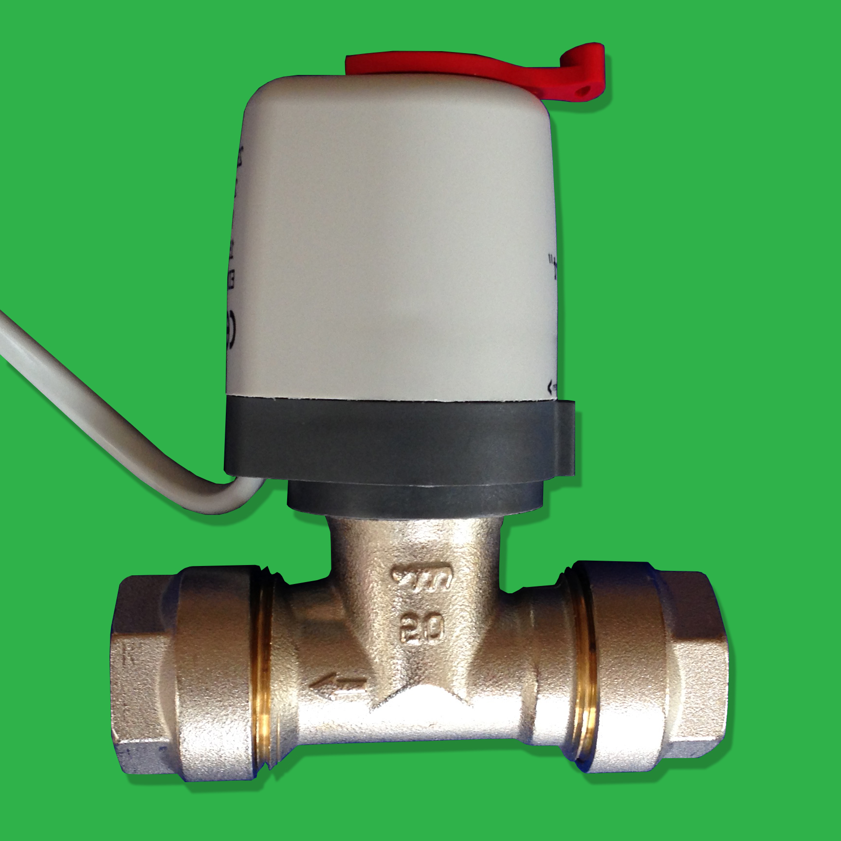 15mm Straight Solenoid Valve