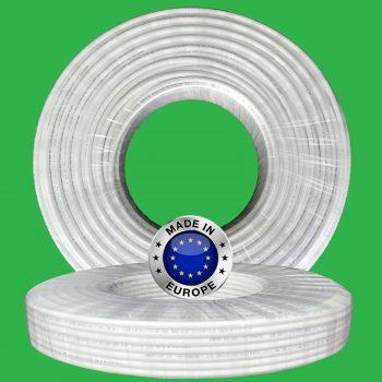 PE-RT 15mm x 200m Underfloor Heating Pipe Komfort Easy Lay Barrier PERT Pipe