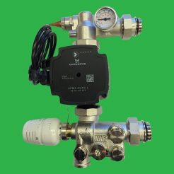 Ivar UFH Manifold Unimix Pump Mixing Kit