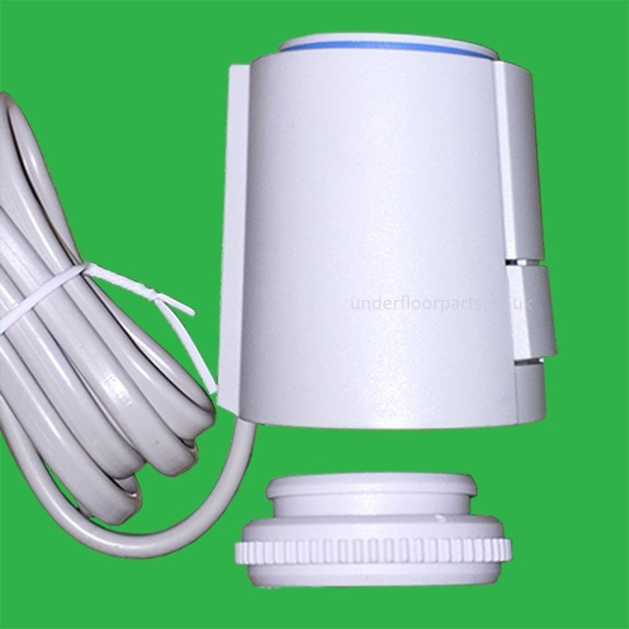 Myson Floortec 24v Underfloor Heating Actuator 2 Wire