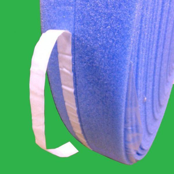 Underfloor Perimeter Self Adhesive Foam Edging Strip