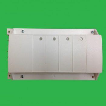 Underfloor Heating Wiring 4 Zone Slave Unit