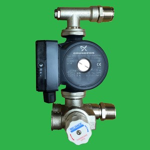 Reliance UFH Control Pack / Pump and Blending Valve