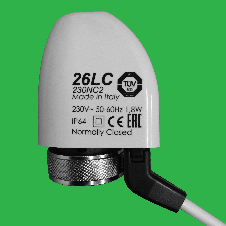 Watts 230v 2 Wire Underfloor Heating Electrothermic