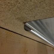 Underfloor Heating 150 mm x 1000 mm FFB Double Spreader Plates 4