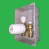 Underfloor Heating Floor Valve FHV R White int