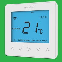 Heatmiser Neo White Thermostat