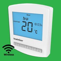 Heatmiser UFH Slimline-RF Thermostat
