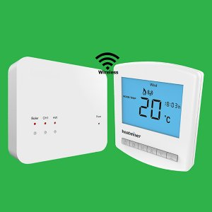 RF Controls (Wireless Thermostats and Receivers)
