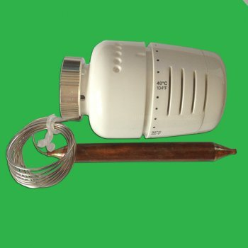 Ivar Thermostatic Sensor Head 20-60 deg