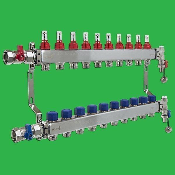 Reliance Underfloor Heating Manifold MANA452010_RWC