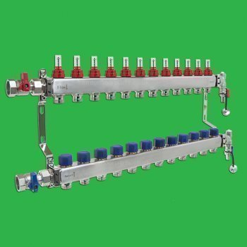 Reliance Underfloor Heating Manifold MANA452012_RWC