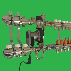 High / Low Temperature Manifold
