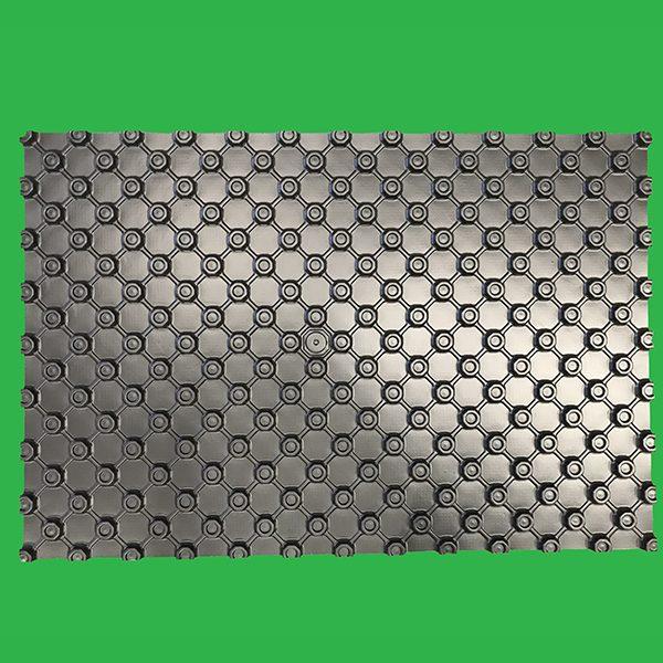 Underfloor Heating Plastic Floor Tray 50mm centres egg tray