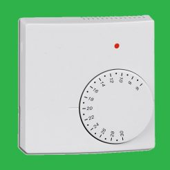 24v Room Thermostat with Night Setback