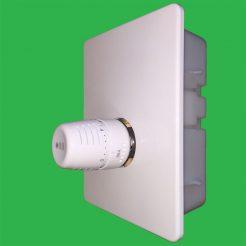Underfloor Heating White FHV Single Room Regulating Valve for Small Single Rooms