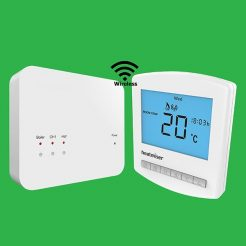 Heatmiser Multi Mode Slimline Wireless Thermostat - Slimline-RF Kit