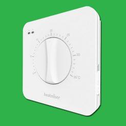 Heatmiser DS-SB - Flush Mounting Setback Thermostat