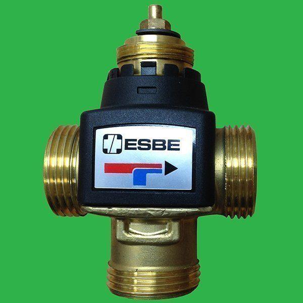 Uponor TMV 1002349 Wirsbo Duomix 3 Port Underfloor Heating Thermostatic Mixing Valve Uniset Mini VPG10 Replacement