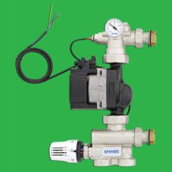 UFH Pump Control Pack - Underfloor Heating Pump Mixer Kit