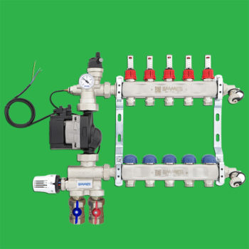 Emmeti FMU3 Floor Mixer Manifold Set