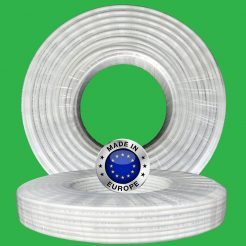 15 mm Komfort Underfloor Heating Easy Lay Barrier- Polyethylene PERT Pipe 100m Coil