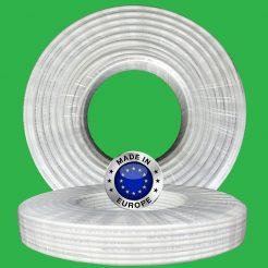 15mm Komfort Underfloor Heating Easy Lay Barrier-Polyethylene PERT Pipe 500m