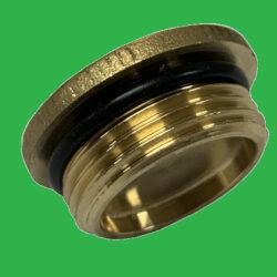 "Plumbing Manifold Blanking 3/4"" BSP Plug"