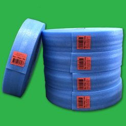 Underfloor Heating Perimeter Foam Edging Strip - 5 Rolls x 150mm