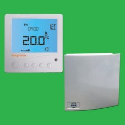 **Energymiser Duo Thermostat 2 Channel with Bathroom Sensor**