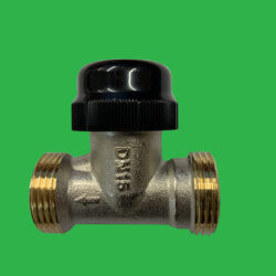 Thermostatic and Isolation Valve Eurokonus Connections
