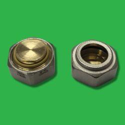 Blank Plug and O Ring 24 x19 Emmeti 01321460 NP (pr)