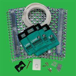 High Performing Underfloor Heating Kit - UFH Eco20 8m2 Complete