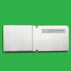 8 Way 24v Underfloor Heating Wiring Centre incl. Transformer - Seitron
