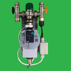 Single Room Control Pack – Ivar Thermostatic Underfloor Heating Pump Control Pack