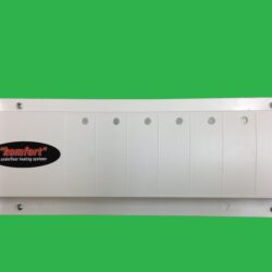Watts / Komfort Wiring 6 Zone Master Unit 230v